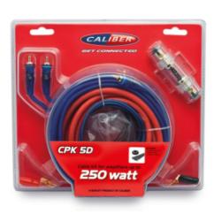 Kabelkit voor versterkers tot 250W CPK5D