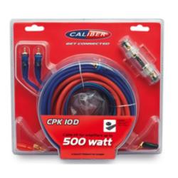 Kabelkit voor versterkers tot 500W CPK10D