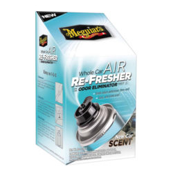 Air Re-Fresher-new car sent