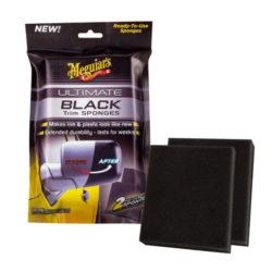 Ultimate Black Trim Sponges