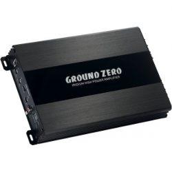 Ground Zero 2 kanaals versterker 2x150watt