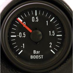 PI Black Boost +2.0-1 bar 52mm