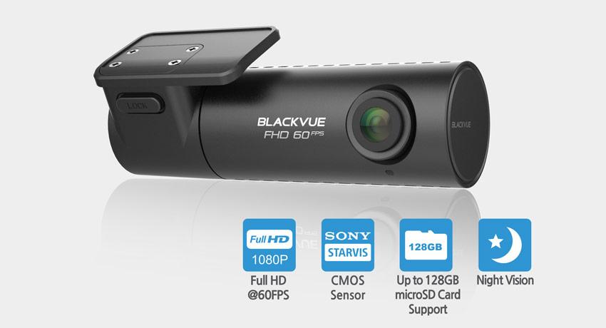 BlackVue Dashcam DR590-1CH 16GB