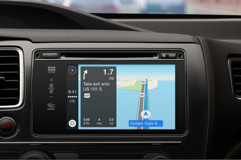 carplay-navigatie