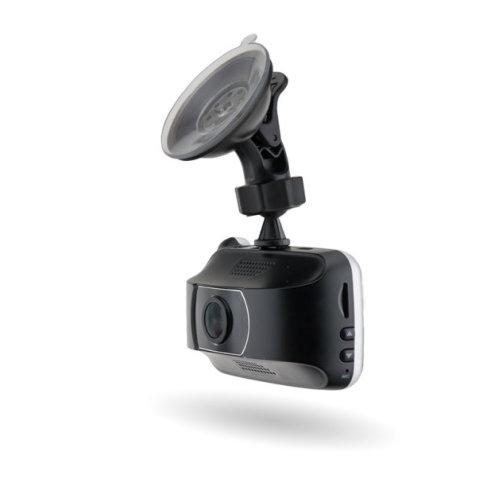 Dashcam 2.0mp met G-sensor en achtercamera 3
