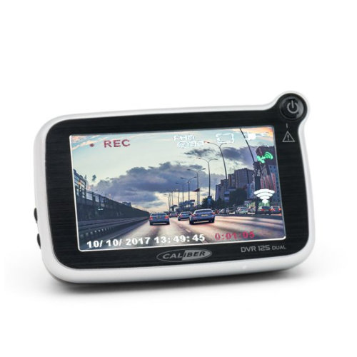 Dashcam 2.0mp met G-sensor en achtercamera 5