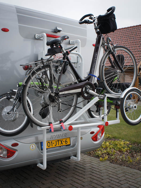 fietsendrager lift