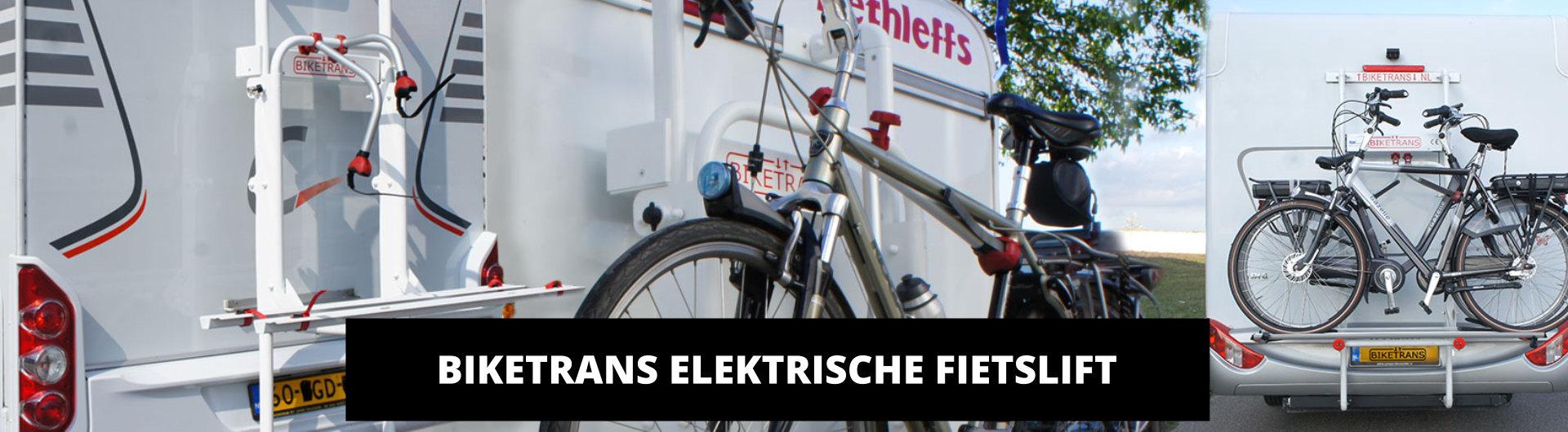 biketrans elektrische fietslift