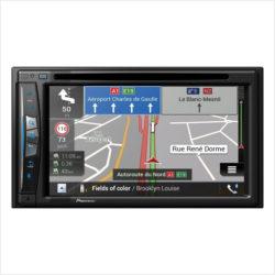 Pioneer AVIC-Z620BT Mediaspeler met Navigatie systeem