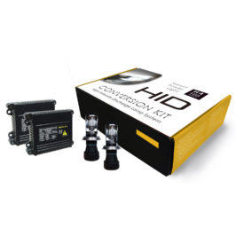 Xenon set H4Bi AC SlimBallast 6000K
