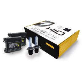 Xenon set H7 AC SlimBallast 8000K
