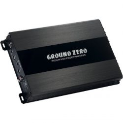 Ground Zero 2 kanaals versterker 2x150watt