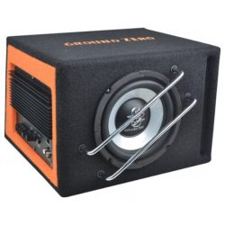 Ground Zero Subwoofer Basstunnel box 80-150 Watt