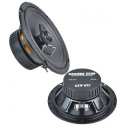 Speakers 16.5 Cm Coaxiaal 80-120 Watt