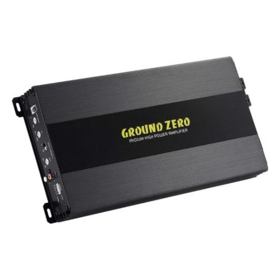 mono versterker, 1250 watt 1Ohm-GZIA 1