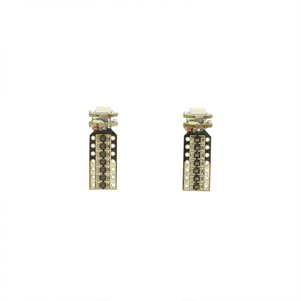 4-SMD LED Xenon White T10 CAN-bus 2st