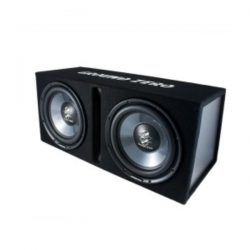 Ground Zero 2 x 30 cm subwoofer 700Watt