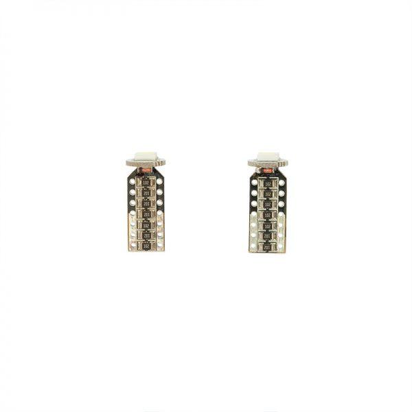 LED Xenon White T10 CAN-bus 12V 2st
