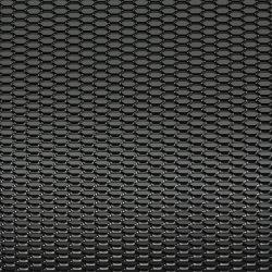 Racegaas zwart 125x25cm honingraad 12x6