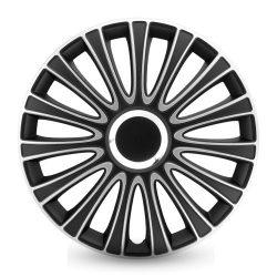 Wieldop Set LeMans 14inch zwart-zilver