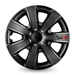 Wieldop Set VR 13inch Black-Carbon-Look