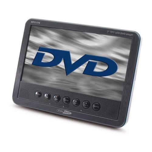 Draagbare DVD-Speler 7inch 1