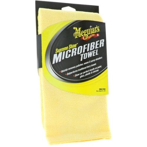 MeguiarsSupreme Shine Microfiber Towel
