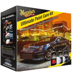 Meguiars Ultimate Paint Care Kit