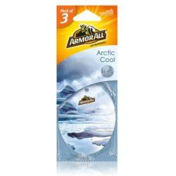 Papercard Luchtverfrisser Artic Cool