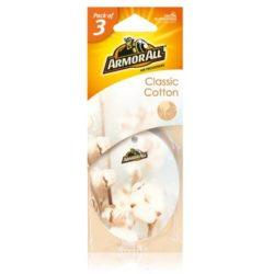 Papercard Luchtverfrisser Classic Cotton