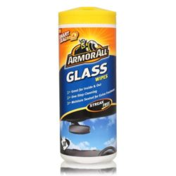 glas reinigings doekjes