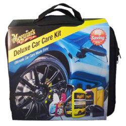 meguiars de luxe car kit