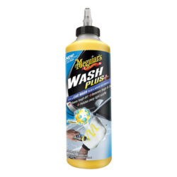 meguiars wash+