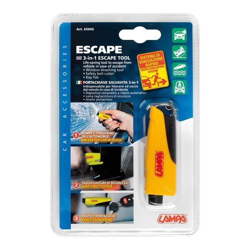 Escape reddingstool sleutelhanger 2