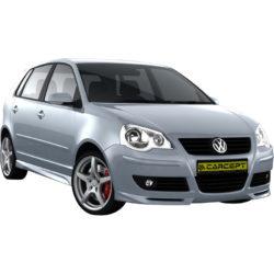 Voorspoiler Volkswagen Polo