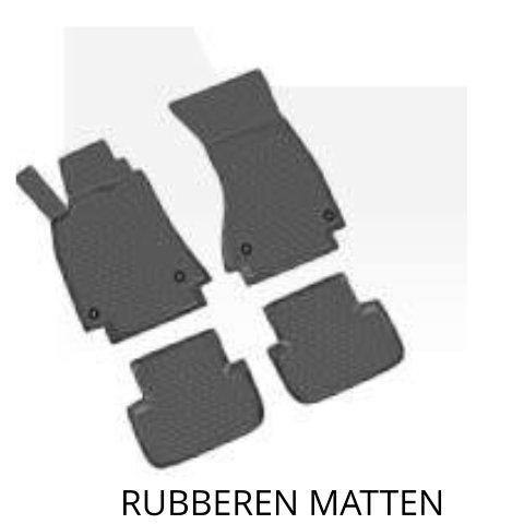 rubberen matten
