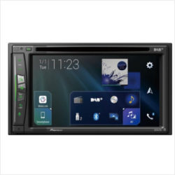 Pioneer AVH-Z9200DAB Carplay Bluetooth