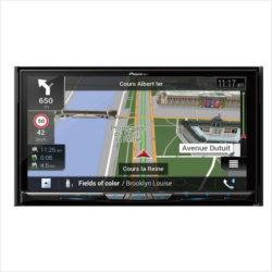 Pioneer AVIC-Z920DAB multimedia navigatie-systeem